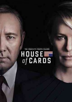 House of cards [videorecording (DVD)] : The complete fourth season