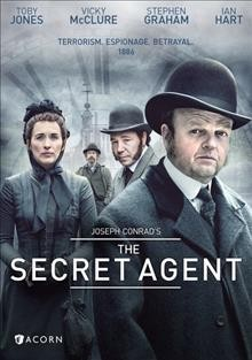 The secret agent [videorecording (DVD)]