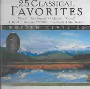 Classical favorites [sound recording (CD)].