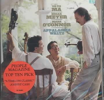 Appalachia waltz [sound recording (CD)]