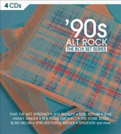 '90s alt rock [sound recording (CD)].