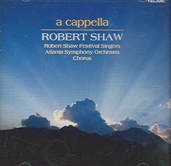 A capella [sound recording (CD)].