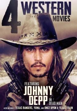 4 western movies [videorecording (DVD)].