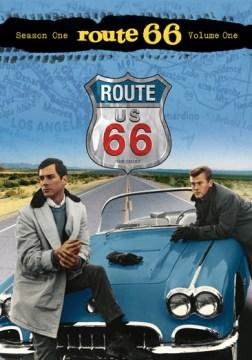 Route 66 [videorecording (DVD)] : Season one, volume one