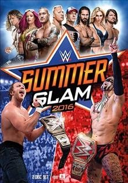Summer slam 2016 [videorecording (DVD)].