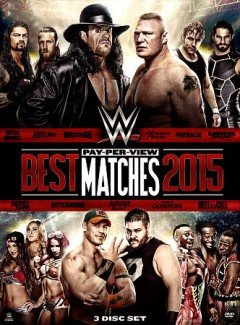Best pay-per-view matches [videorecording (DVD)] 2015.
