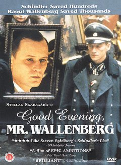 God afton, herr Wallenberg [videorecording (DVD)] : en passionshistoria från verkligheten = Good evening Mr. Wallenberg, a passion taken from reality