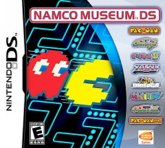Namco museum DS [electronic resource (game)].