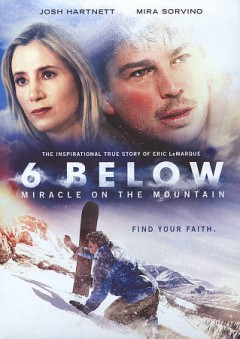 6 below [videorecording (DVD)] : miracle on the mountain