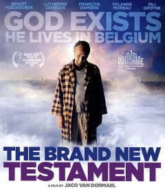 Le tout nouveau testament [videorecording (Blu-ray)] = The brand new testament