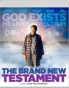 Le tout nouveau testament [videorecording (Blu-ray)] = The brand new testament