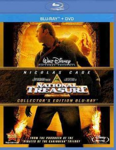 National treasure [videorecording (Blu-ray + DVD)]