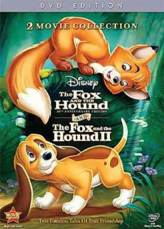 The fox and the hound [videorecording (DVD)]