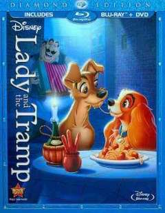Lady and the Tramp [videorecording (Blu-ray + DVD)]