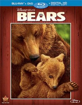 Bears [videorecording (Blu-ray + DVD)]