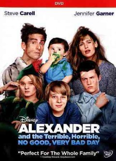 Alexander and the terrible, horrible, no good, very bad day [videorecording (DVD)]