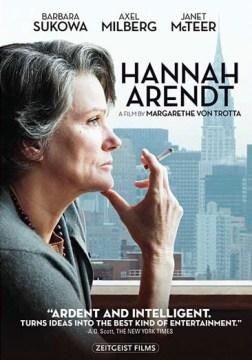 Hannah Arendt [videorecording (DVD)]