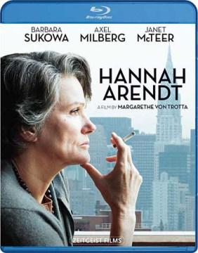 Hannah Arendt [videorecording (Blu-ray)]