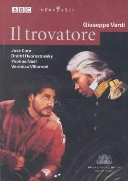 Il trovatore [videorecording (DVD)]