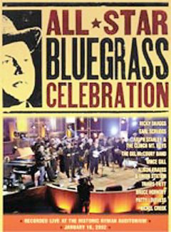All star bluegrass celebration [videorecording (DVD)]