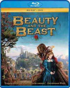 Beauty and the Beast [videorecording (Blu-ray + DVD)]