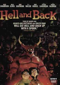 Hell & back [videorecording (DVD)]