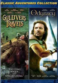 Gulliver's travels [videorecording (DVD)] : The Odyssey.