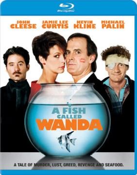A fish called Wanda [videorecording (Blu-ray)]