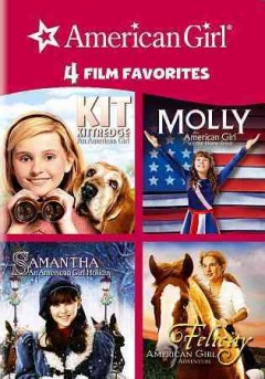 American Girl [videorecording (DVD)] : 4 film favorites.
