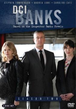 DCI Banks [videorecording (DVD)] Season two