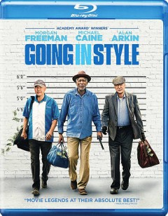 Going in style [videorecording (Blu-ray + DVD)]