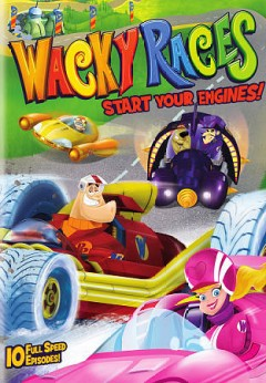Wacky races: start your engines! Season 1, volume 1 [videorecording (DVD)].