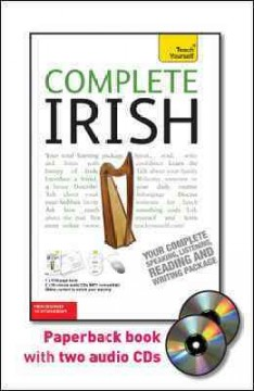 Complete Irish [sound recording (CD)]