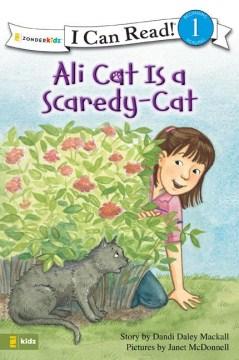 Ali Cat is a scaredy-cat