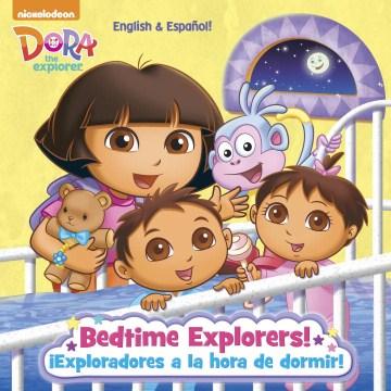 Bedtime explorers! = Exploradores a la hora de dormir!