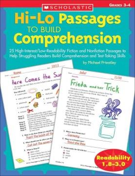 Hi-lo passages to build comprehension : Grades 3-4