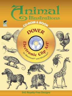 Animal illustrations [electronic resource (CD-ROM)].