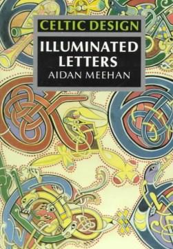 Celtic design. Illuminated letters