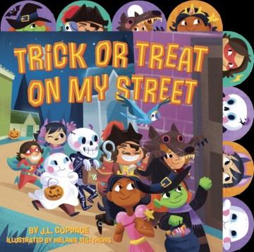 Trick or treat on my street