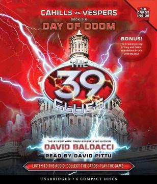 Day of doom [sound recording (book on CD)]