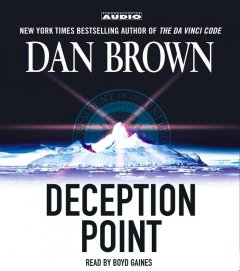 Deception point [sound recording (book on CD)]