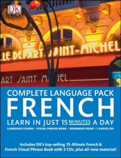 Complete language pack : French.