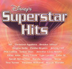 Disney's Superstar hits [sound recording (CD)].