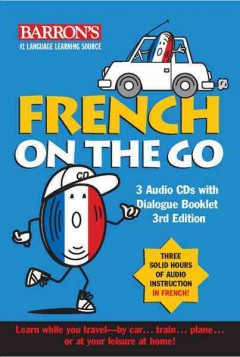 French on the go [sound recording (CD)].