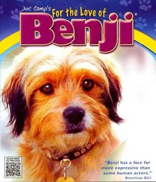 For the love of Benji [videorecording (Blu-ray)]