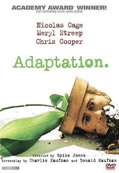 Adaptation [videorecording (DVD)]