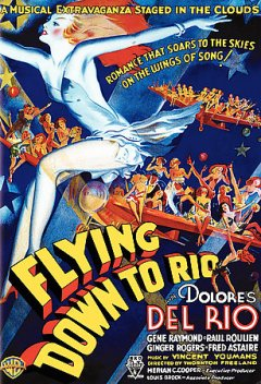 Flying down to Rio [videorecording (DVD)]