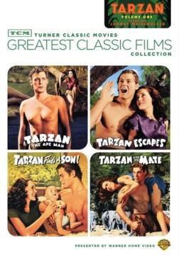Greatest classic films collection. [videorecording (DVD)] Tarzan. Volume one