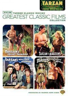 Greatest classic films collection. [videorecording (DVD)] Tarzan. Volume two.