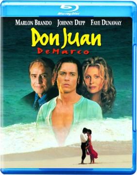 Don Juan DeMarco [videorecording (Blu-ray)]